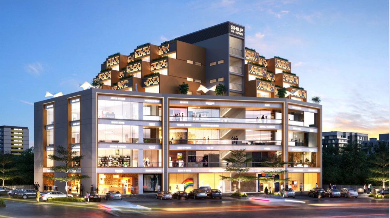 Offices on sale on SP Ring Road