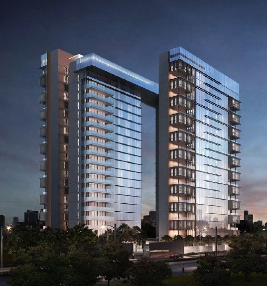 4 BHK Residential Project Near Iscon Circle