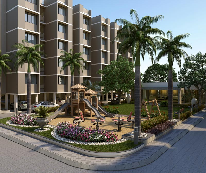 Affordable Housing Project in Changodar Ahmedabad