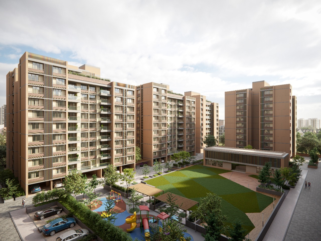 Housing Project in Vastrapur