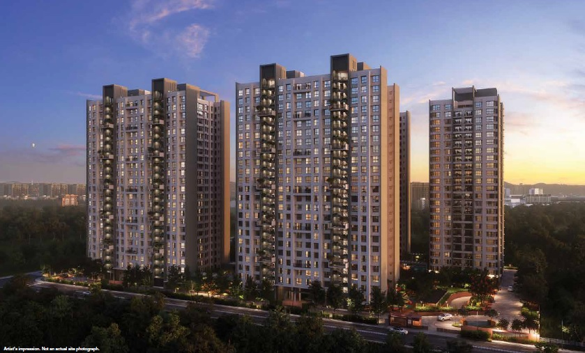 Residential Project In Godrej Garden City