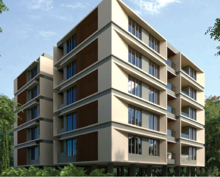 Premium Residential Project In Navranpura
