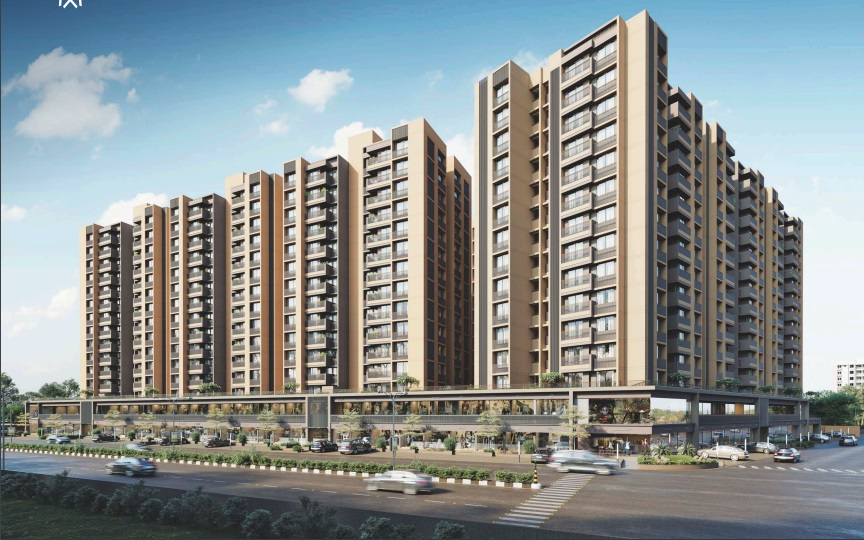 3 BHK Residential Project In Shela