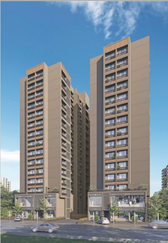2-BHK Affordable Housing Project In Shela