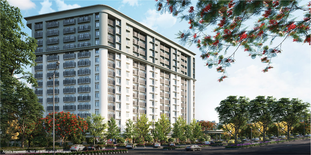 1 BHK Residential Project In Godrej Garden City